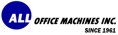 All Office Machines - Since 1961