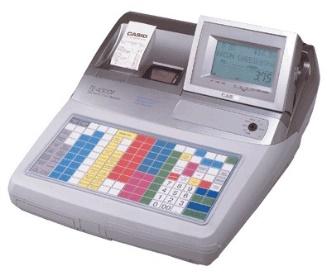 Casio TE 4500 Image